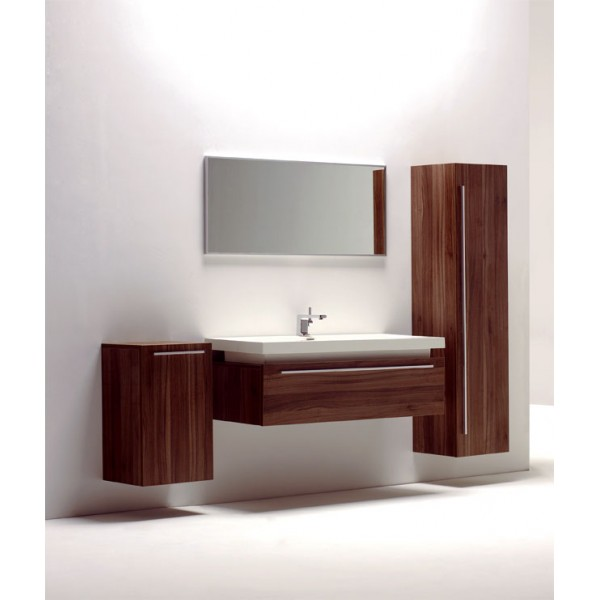 meuble salle de bain design eloha 1200 adeonna. Black Bedroom Furniture Sets. Home Design Ideas