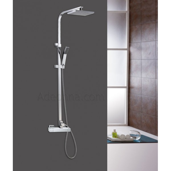 Colonne De Douche Thermostatique Adeonna