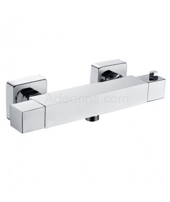 THERMOSTATIQUE DOUCHE CHROME BALI