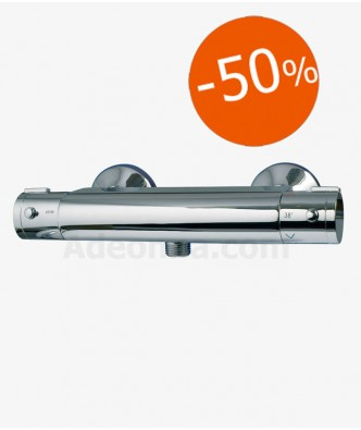 THERMOSTATIQUE DOUCHE CHROME ALBA