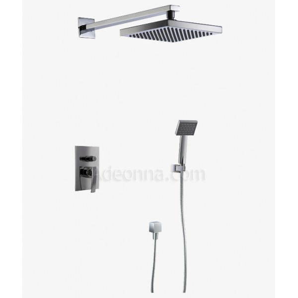 Mitigeur douche encastrable iliade for Destockage robinetterie salle de bain
